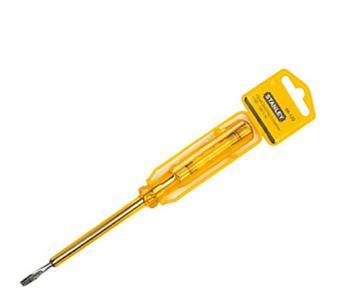 Bút thử điện 180mm (100-500V) Stanley 66-120