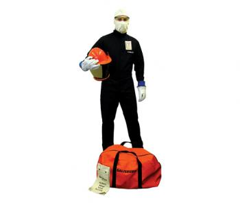 Quần áo chống hồ quang điện 8cal/cm² SKCA8
