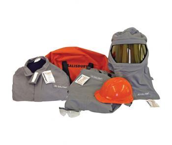Bộ quần áo chống hồ quang điện Salisbury SK100