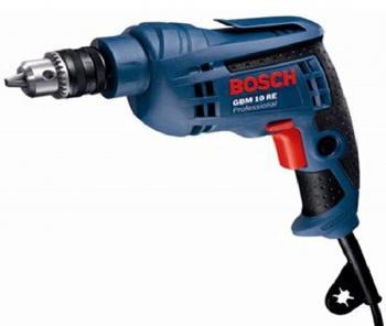 Máy khoan tốc độ cao 10mm 450W Bosch GBM10RE