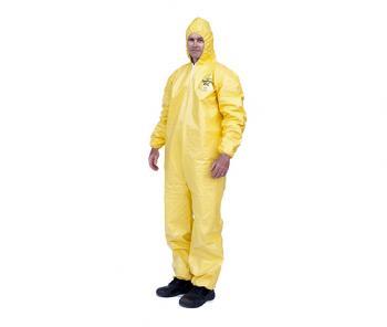 Bộ quần áo chống hóa chất Dupont TYCHEM C