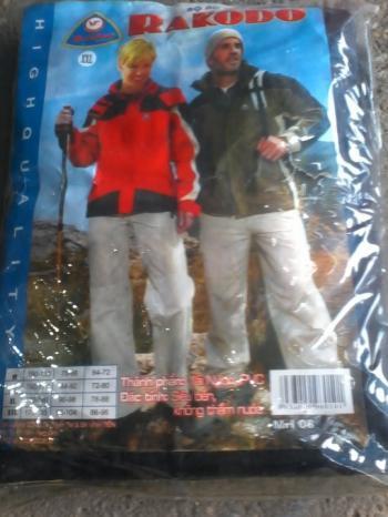 Bộ quần áo mưa Rakodo MH08