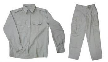 Quần áo bảo hộ kỹ sư Kaki-01