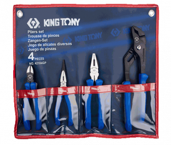 Bộ kìm 4 Pc Kingtony 42104GP