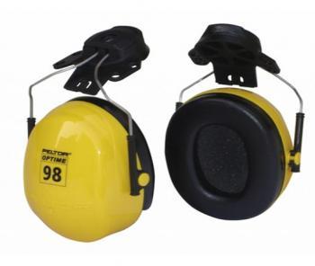 Chụp tai chống ồn gắn mũ bảo hộ 3M H9P3E