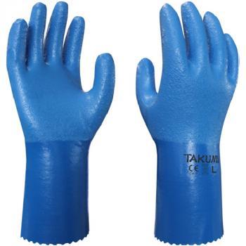Găng tay Nitrile chống hóa chất NB-800L