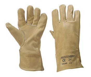 Găng tay da hàn Proguard PG119YLW