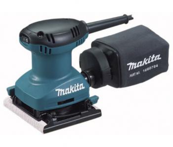 Máy chà nhám rung Makita 112x102mm 180W BO4557