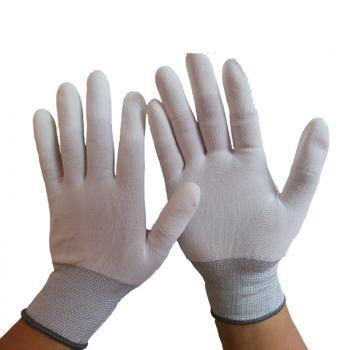 Găng tay phủ PU trắng PU-PW